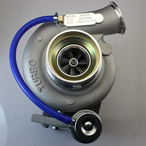 Diesel Turbo charger for Dodge RAM 6BTAA 5.9L Engine T3 HX35W HX40W 3538881