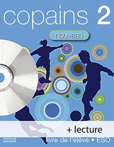 Copainis Nouveau, 2 ESO: Bourdais: 9788467335170: Amazon.com ...
