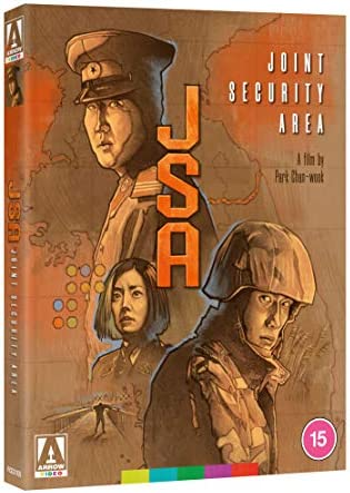 JSA – Joint Security Area [Blu-ray]