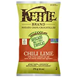Kettle Avocado Oil Chili Lime, 170 Grams