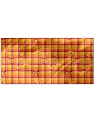 Under The Checkered Towel Rectangle Tablecloth Large Dining Room Kitchen Woven Polyester Custom Print