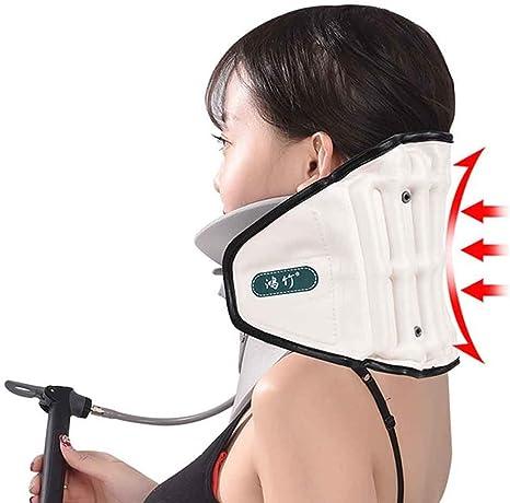 Dispositivo de tracción cervical Cuello Hamaca Mejor Alivio del ...