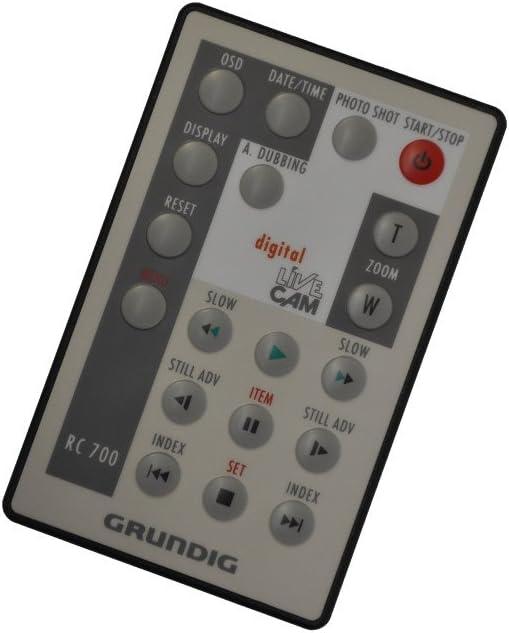 Mando a distancia Grundig RC700 para SE7250A: Amazon.es: Electrónica