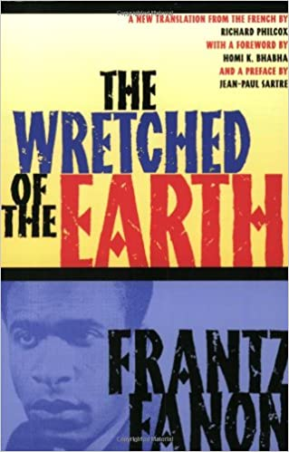 Image result for wretched of the earth