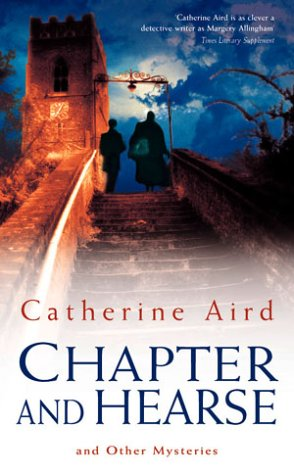 book cover of Chapter and Hearse