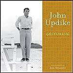 Gesturing | John Updike