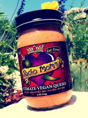 Nacho Mom's Famous Ultimate Vegan Queso FOUR PACK: ZERO WEIGHT WATCHER'S POINTS PER JAR! Now GLUTEN-FREE for 2015! 120 cals per JAR, Lactose-Free, Fat-Free, All-Natural, The Healthy Yet Rich & Decadent Queso (Weight Watchers Taco Casserole)