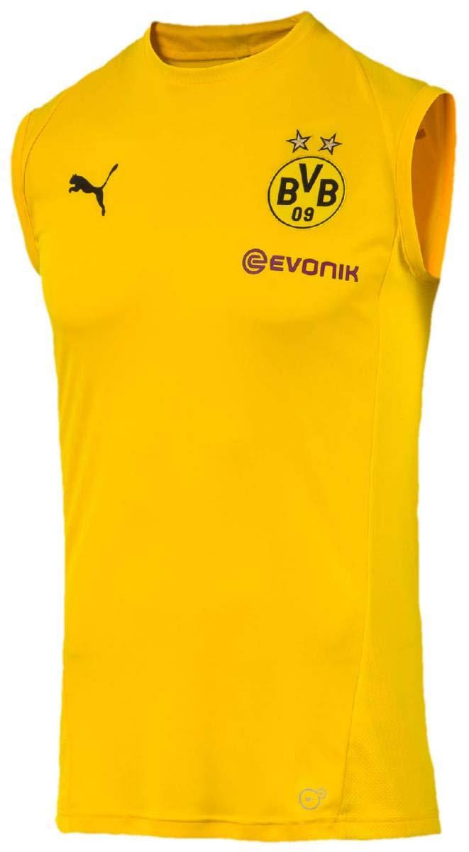 Puma Herren BVB Sl Sl Sl with Sponsor Logo Training Jersey B07FJ4GWFS T-Shirts Leidenschaftliches Leben bb993c