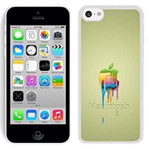 New Beautiful Custom Designed Cover Case For iPhone 5C With Macintosh (2) Phone Case