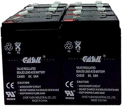 VICI Battery 12V 5AH BSL1050 BSL1055 PC1240 BP512 SLA Battery Brand Product