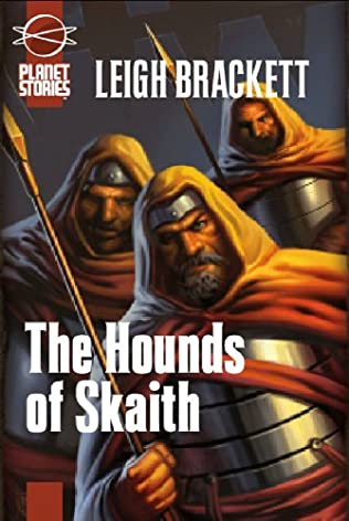 book cover of The Hounds of Skaith