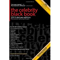 The Celebrity Black Book 2013: 67,000+ Accurate Celebrity Addresses for Fans & Autograph Collecting, Nonprofits & Fundraising, Advertising & Marketin