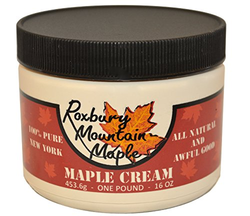 Roxbury Mountain Maple Butter, 16 Ounce