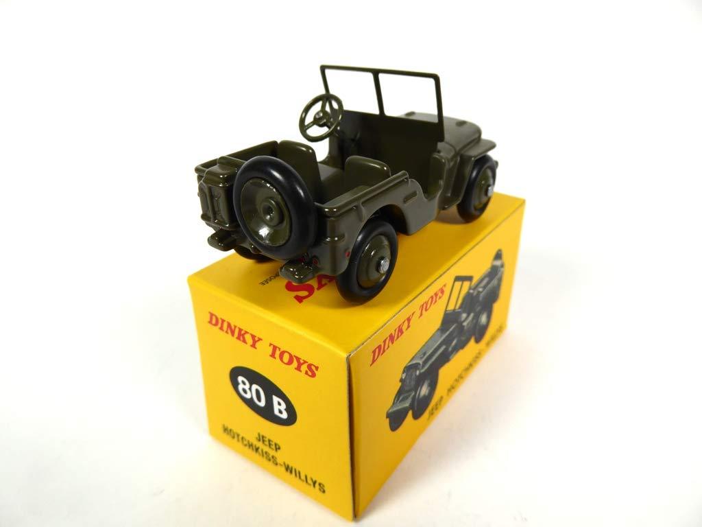 MB426 OPO 10 Jeep Willys Hotchkiss 80B 1:43 Dinky Toys Atlas