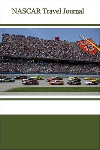 Book NASCAR Travel Journal