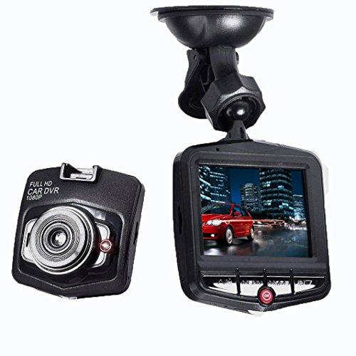 360 HD 1080P Dual Lens Car DVR Night Vision G-sensor Camera - 6