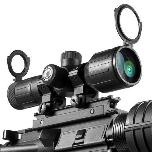 BARSKA 3 9x40 Compact Contour Riflescope