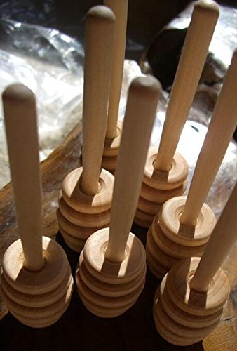 Richland Wood Honey Dippers 4'' Set of 100 by Richland (Image #1)
