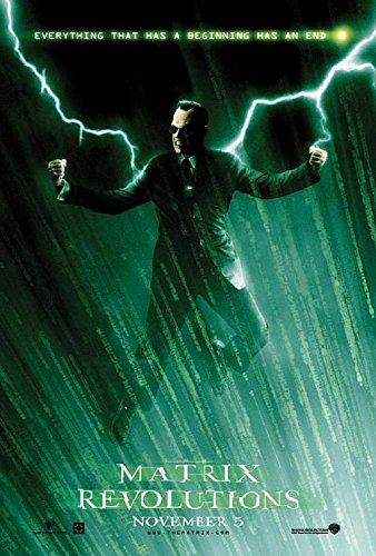 MATRIX-REVOLUTIONS-COMPLETE-5-POSTER-SET-Original-Movie-Poster-27x40-Dbl-Sided-Keanu-Reeves-Laurence-Fishburne