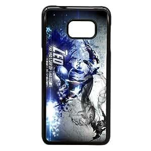 Samsung Galaxy S6 Edge Plus Cell Phone Case Black League Of Legends - Zed LOL AM1519926