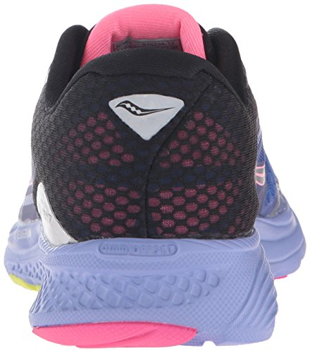 sale clearance store cheap eastbay Saucony Women's Kinvara 7 Running Shoe Blue/Black/Pink Manchester sale online shop offer for sale D2sWq