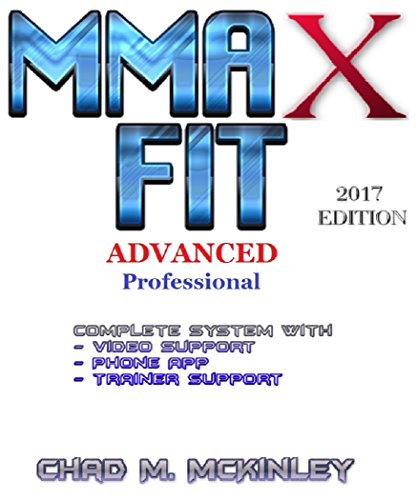 MMA x FIT: Mixed martial Arts Cross Training and Nutrition Program