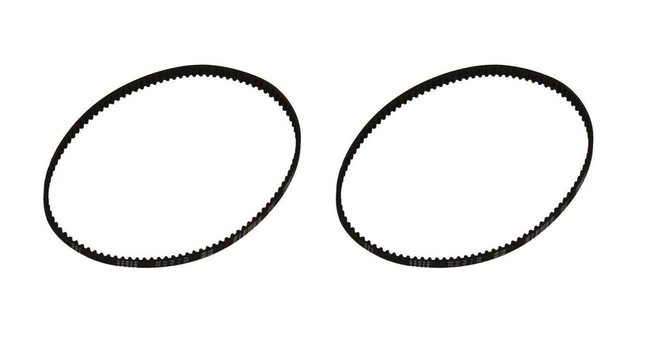 (Vacuum Parts) (2) Vacuflo Turbocat Geared Belt N3ASD 70S3M312 PZ - New