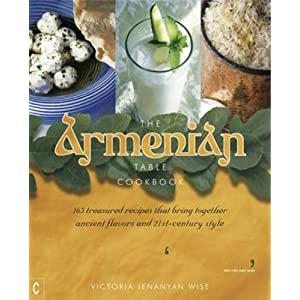 The Armenian Table Cookbook