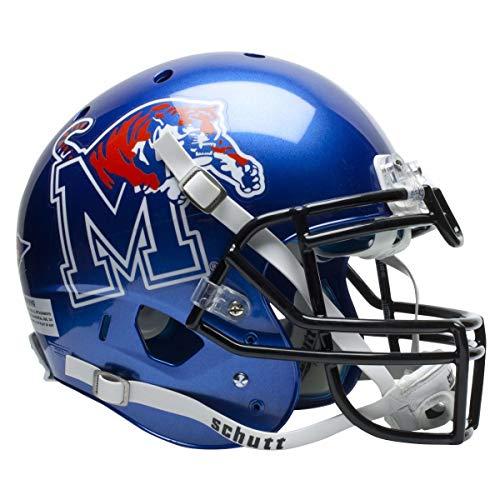 (Schutt NCAA Memphis Tigers Replica XP Football Helmet, Classic)