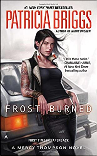 Patricia Briggs - Frost Burned Audiobook Free Online