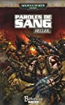 Warhammer 40.000 - Paroles de sang par Counter