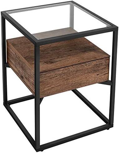 VASAGLE Side Table