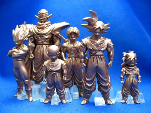 Bronze Dragon Ball (Gashapon HG Dragon Ball Z20 over ‡T ~ Z Warrior Special prequel - bronze six)