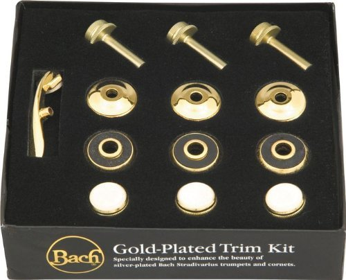 gold trim kit trumpet - 1
