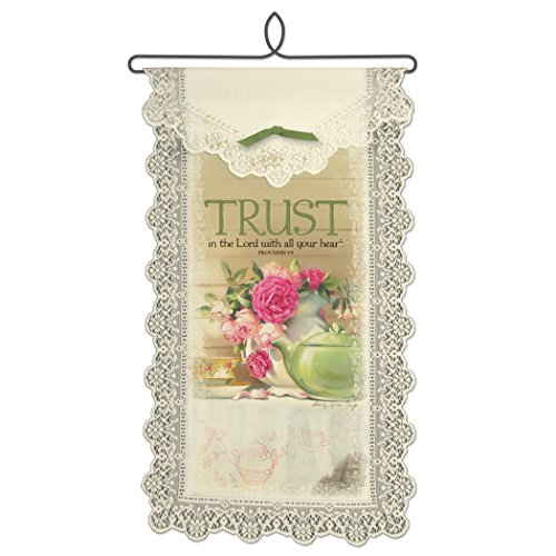 Heritage Lace Trust in The Lord 12