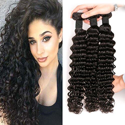 Peruvian hair bundles with closure deep curls 7a human hair direct home pmusecretfo Gallery