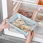 WZ-185-165-83-Centimetri-Regolabile-Frigorifero-Bagagli-cremagliera-del-cassetto-del-Frigorifero-mensola-della-Cucina-organizzatore-Salvare-Spazio-Frigorifero-Bagagli-Color-Pink