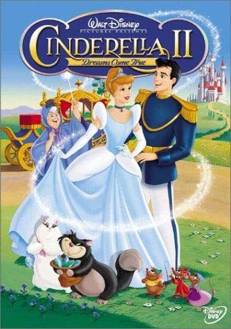 Cinderella II: Dreams Come True (DVD - Regular Edition) -