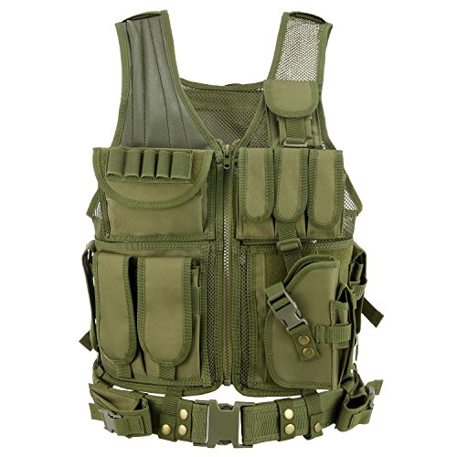 Best Paintball Vest Buying Guide