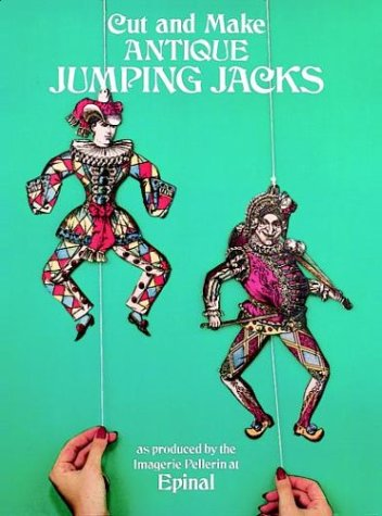 Antique French Jumping Jacks (Cut and Make)