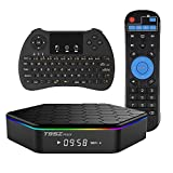 EVANPO T95Z Plus Android 7.1 TV Box Amlogic S912 Octa-core CPU 3GB RAM 32GB ROM (Wireless Keyboard Included)