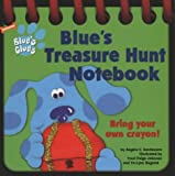 Blue's Treasure Hunt Notebook (Blue's Clues)
