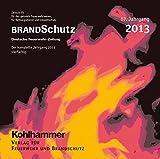 BRANDSchutz 2013, Kohlhammer Verlag, 3170252313