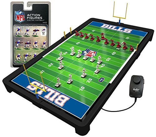 Buffalo Bills NFL Electric Football - Bills Buffalo Clock