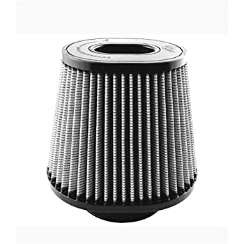 """aFe Pro Dry S Gray Cone Air Filter 6/"""" Flange//9/"""" Base//7/"""" Top//7/"""" High"""
