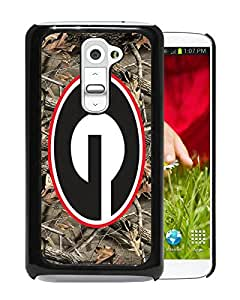 For LG G2,Southeastern Conference SEC Football Georgia Bulldogs 1 Black Protective Case For LG G2