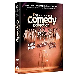 The Latham Comedy Collection (2000)