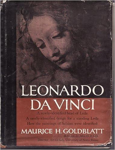 leonardo da vinci a newly identified head of leda