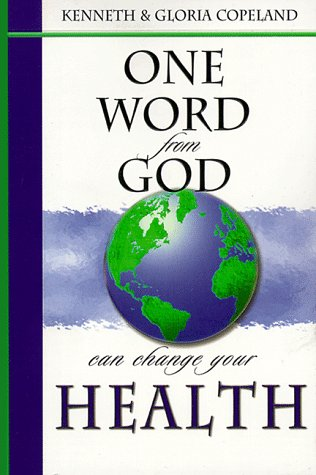 Download One Word from God Can Change Your Health pdf