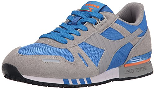 Running Titan Shoe Ash Diadora Dust Bell Blue II Men's Gray qtvW4waHx